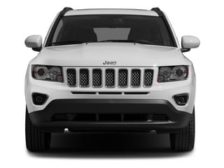 2015 Jeep Compass Pictures Compass Utility 4D Limited 4WD photos front view