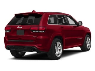 2015 Jeep Grand Cherokee Pictures Grand Cherokee Utility 4D SRT-8 4WD photos side rear view