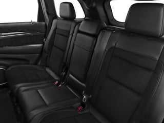 2015 Jeep Grand Cherokee Pictures Grand Cherokee Utility 4D SRT-8 4WD photos backseat interior