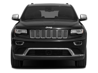 2015 Jeep Grand Cherokee Pictures Grand Cherokee Utility 4D Summit Diesel 4WD photos front view