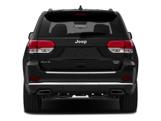 2015 Jeep Grand Cherokee Pictures Grand Cherokee Utility 4D Summit Diesel 4WD photos rear view