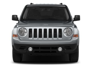 2015 Jeep Patriot Pictures Patriot Utility 4D Sport 2WD photos front view