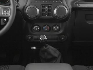2015 Jeep Wrangler Unlimited Pictures Wrangler Unlimited Utility 4D Unlimited Rubicon 4WD V6 photos center console