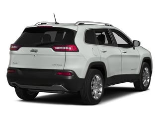 2015 Jeep Cherokee Pictures Cherokee Utility 4D Latitude 2WD photos side rear view