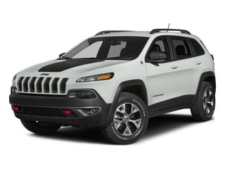2015 Jeep Cherokee Pictures Cherokee Utility 4D Trailhawk 4WD photos side front view