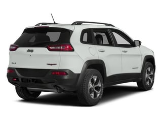 2015 Jeep Cherokee Pictures Cherokee Utility 4D Trailhawk 4WD photos side rear view