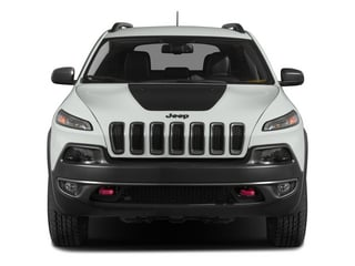 2015 Jeep Cherokee Pictures Cherokee Utility 4D Trailhawk 4WD photos front view