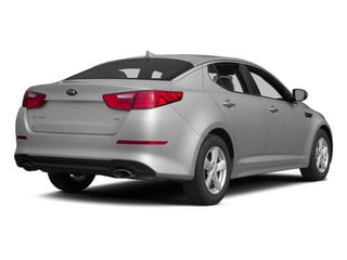 2015 Kia Optima Pictures Optima Sedan 4D SX I4 photos side rear view