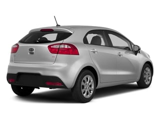 2015 Kia Rio Pictures Rio Hatchback 5D LX I4 photos side rear view