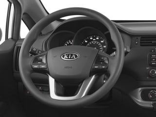 2015 Kia Rio Pictures Rio Hatchback 5D LX I4 photos driver's dashboard