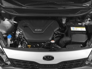 2015 Kia Rio Pictures Rio Hatchback 5D LX I4 photos engine