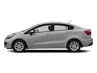 2015 Kia Rio Pictures Rio Sedan 4D EX I4 photos side view
