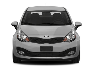 2015 Kia Rio Pictures Rio Sedan 4D EX I4 photos front view