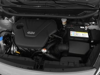 2015 Kia Rio Pictures Rio Sedan 4D EX I4 photos engine