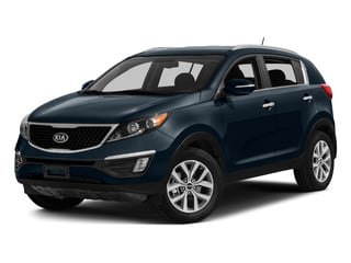 2015 Kia Sportage Pictures Sportage Utility 4D LX 2WD I4 photos side front view