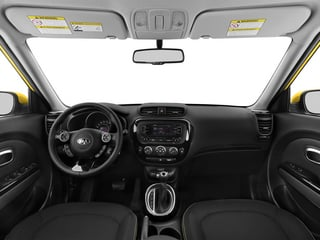 2015 Kia Soul Pictures Soul Wagon 4D + I4 photos full dashboard