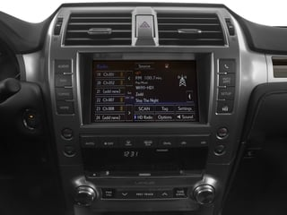 2015 Lexus GX 460 Pictures GX 460 Utility 4D Premium 4WD V8 photos stereo system