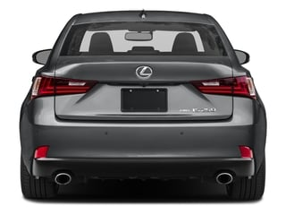 2015 Lexus IS 250 Pictures IS 250 Sedan 4D IS250 V6 photos rear view