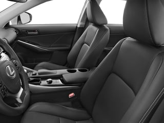 2015 Lexus IS 350 Pictures IS 350 Sedan 4D IS350 V6 photos front seat interior