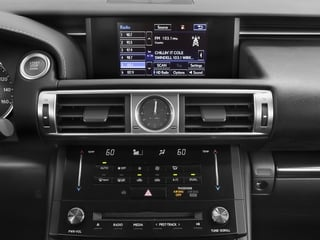 2015 Lexus IS 350 Pictures IS 350 Sedan 4D IS350 V6 photos stereo system