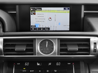 2015 Lexus IS 350 Pictures IS 350 Sedan 4D IS350 V6 photos navigation system
