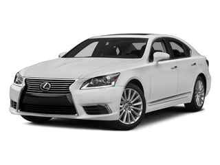 2015 Lexus LS 460 Pictures LS 460 Sedan 4D LS460 V8 photos side front view