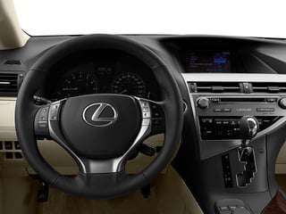 2015 Lexus RX 350 Pictures RX 350 Utility 4D 2WD V6 photos driver's dashboard