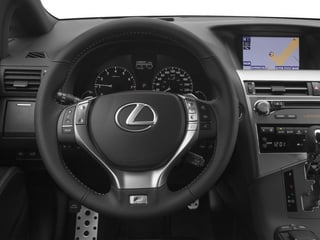 2015 Lexus RX 350 Pictures RX 350 Utility 4D AWD V6 photos driver's dashboard
