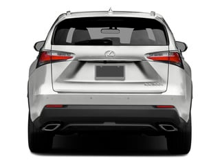 2015 Lexus NX 200t Pictures NX 200t Utility 4D NX200t 2WD I4 Turbo photos rear view