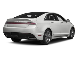 2015 Lincoln MKZ Pictures MKZ Sedan 4D Black Label AWD V6 photos side rear view