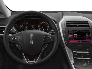 2015 Lincoln MKZ Pictures MKZ Sedan 4D Black Label AWD V6 photos driver's dashboard