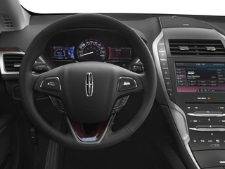 2015 Lincoln MKZ Pictures MKZ Sedan 4D I4 Hybrid photos driver's dashboard