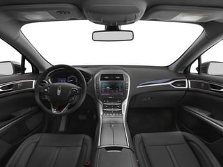 2015 Lincoln MKZ Pictures MKZ Sedan 4D I4 Hybrid photos full dashboard