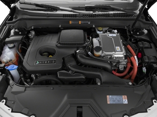 2015 Lincoln MKZ Pictures MKZ Sedan 4D I4 Hybrid photos engine
