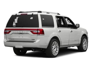2015 Lincoln Navigator Pictures Navigator Utility 4D Select 2WD V6 Turbo photos side rear view