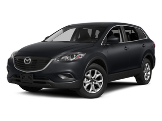 2015 Mazda CX-9 Pictures CX-9 Utility 4D Sport 2WD V6 photos side front view