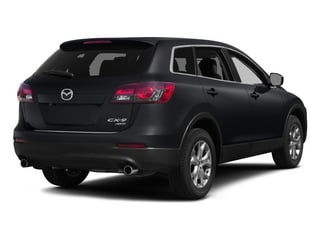 2015 Mazda CX-9 Pictures CX-9 Utility 4D Sport AWD V6 photos side rear view