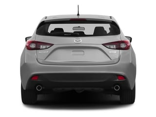 2015 Mazda Mazda3 Pictures Mazda3 Wagon 5D i Sport I4 photos rear view