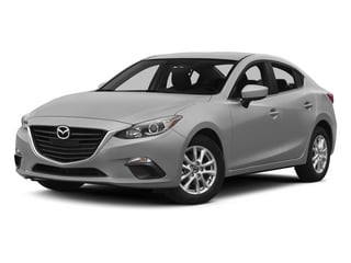 2015 Mazda Mazda3 Pictures Mazda3 Sedan 4D i SV I4 photos side front view