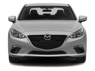 2015 Mazda Mazda3 Pictures Mazda3 Sedan 4D i Sport I4 photos front view