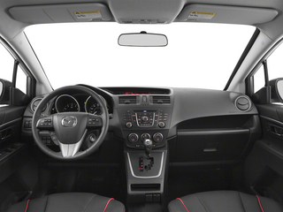 2015 Mazda Mazda5 Pictures Mazda5 Wagon 5D Sport I4 photos full dashboard