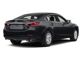 2015 Mazda Mazda6 Pictures Mazda6 Sedan 4D i Touring I4 photos side rear view