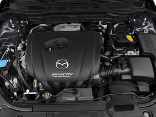 2015 Mazda Mazda6 Pictures Mazda6 Sedan 4D i Touring I4 photos engine
