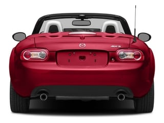2015 Mazda MX-5 Miata Pictures MX-5 Miata Convertible 2D Club I4 photos rear view