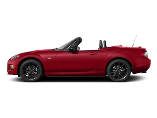 2015 Mazda MX-5 Miata Pictures MX-5 Miata Hardtop 2D Anniversary I4 photos side view