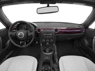 2015 Mazda MX-5 Miata Pictures MX-5 Miata Hardtop 2D Anniversary I4 photos full dashboard