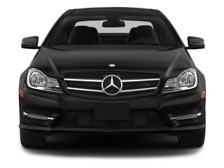 2015 Mercedes-Benz C-Class Pictures C-Class Coupe 2D C250 I4 Turbo photos front view