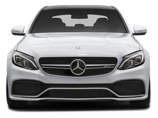 2015 Mercedes-Benz C-Class Pictures C-Class Sedan 4D C63 AMG S V8 Turbo photos front view