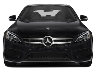 2015 Mercedes-Benz C-Class Pictures C-Class Sedan 4D C400 AWD V6 Turbo photos front view