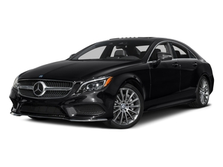 2015 Mercedes-Benz CLS-Class Pictures CLS-Class Sedan 4D CLS550 V8 Turbo photos side front view
